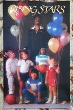Vintage/Original Nike Poster- Rising Stars - Artis Gilmore - 1980's