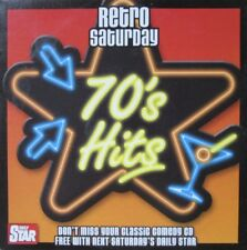 70S HITS RETRO SATURDAY CD MUSIC MOVE ON UP PAPA WAS A ROLLING STONE CONTACT