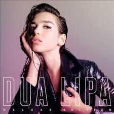 DUA LIPA - DUA LIPA [DELUXE EDITION] NEW CD