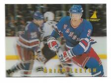 1996-97 McDONALD'S PINNACLE ICE BREAKERS # 20 BRIAN LEETCH !!