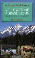 Outdoor Family Guide to Yellowstone and Grand Teto