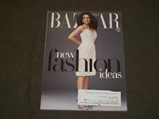2009 NOVEMBER HARPER'S BAZAAR MAGAZINE - TINA FEY COVER - B 3633
