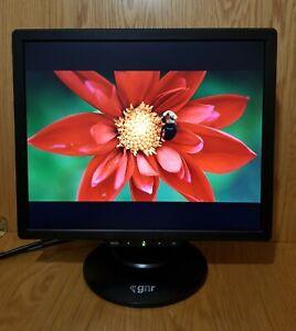 "GNR 17"" inch DVI VGA Monitor. GNR TS702KD. Display diagonal: 43.2 cm (17""), Disp"