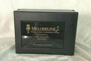 Premier Technologies ADL 3103E Melodyline On Hold Music / Announcements :