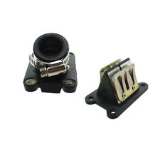 Rubber Intake Pipe Manifold Boot Reed Valve For KTM 50 SX Pro Senior Motor Bike