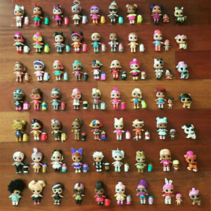 1000 styles LOL Surprise Dolls Glam Glitter Queen Bee UNICORN LIL Sister Pet toy