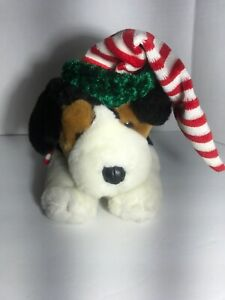 Hoho Hounds Christmas plush