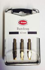 BRAUSE CALLIGRAPHY NIBS - BANDZUG 4.0mm - PACK OF 3 CALLIGRAPHY NIBS. (318040B)