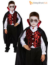2 X Lovely Childrens Deluxe Costume Boys Halloween Fancy Dress Kids