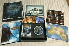 World of Warcraft Wrath of the Lich King Collector's Edition Incomplete - Used