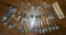 Collector spoons lot of 28