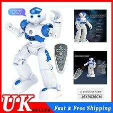 Smart-Robot Tippie Remote Control High-Tech Artificial Intelligence Rob Blue UK