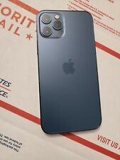 Apple iPhone 12 Pro - 256GB - Pacific Blue IC10ud FOR PARTS ONLY