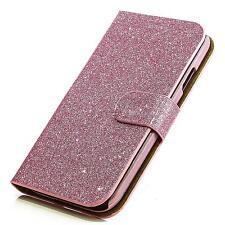 Handy Tasche Hülle Sony Xperia M2 D2303 M2 Dual D2302 Rosa Cover Book Case Etui