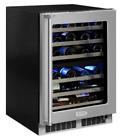 24 High-Efficiency Dual Zone Wine Cellar (Marvel Professional) --BRAND NEW!! photo