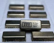 New ITT 10.7 MHz Crystal Filter, 6kHz, Very cheap!!
