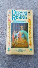 Deryni Rising by Katherine Kurtz Vintage PB Vol 1. Of the Chronicals Del Rey