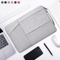 Notebook Cover Laptop Bag Shockproof Sleeve Case For MacBook HP Dell Lenovo