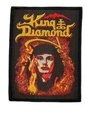 King Diamond-Fatal Portrait Patch(SP3054)King Diamond -Gewebt/Lizenz
