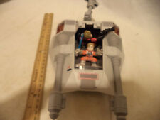 Star Wars Galactic Heroes Exclusive Snow Speeder  Empire Strikes Back and Figure