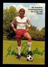 Eduard Kirschner Autogrammkarte Bayern München Original Signiert+G 19433