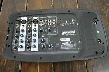 Defective Gemini Es-210Mx Blu-St Portable Pa Mixer - Needs Repair #R8503