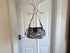 "Handbag""Next"" Clutch Black White Colour  New Without Tags"