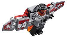 LEGO Marvel Super Heroes FALCON Minifigure (76104) Avengers Infinity War ~ NEW