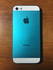 iPhone 5 blue Mod IOS 7.1.1
