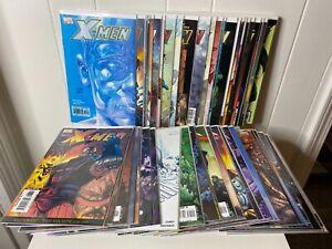 X Men 157-204 + 110 & HTF #200 Complete Full Run All 1st Prints Wolverine More