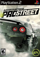 Need for Speed: Prostreet PS2 New Playstation 2