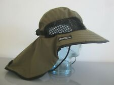 SUNDAY AFTERNOONS Adventure Outdoorsman Hat Outback Cotton Duck Vented Sz L NEW