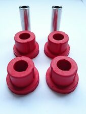 Ford Fiesta Mk1 Mk2 Front TCA Bushes Stainless Inserts