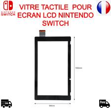 VITRE TACTILE NOIRE POUR ECRAN LCD NINTENDO SWITCH CONSOLE