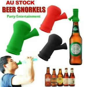 Beer Quick Drinker Food Grade Silicone Material Creative new Product 2021 S9T9