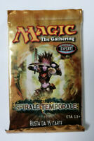 Magic The Gathering MTG Spirale Temporale Booster bustina Italiano Sealed
