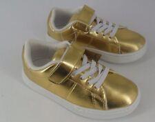 A Plus Gold Primrose Trainers UK 8 EU 26 CH05 15