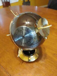 Vintage Sputnik Style Weather Station