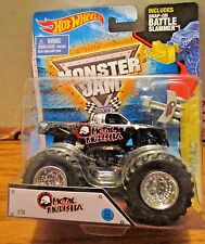 METAL MULISHA #38 NEW LOOK Hot Wheels MONSTER JAM with Body Slammer