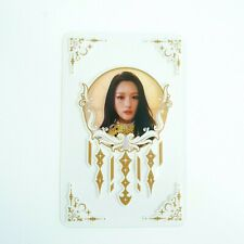 "K-POP DREAM CATCHER Mini Album ""RAID OF DREAM"" Official SIYEON Photocard"