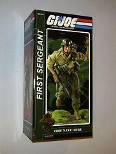 Sideshow G.I. Joe Duke 1/6 Scale Action Figure Exclusive NEW MIMB