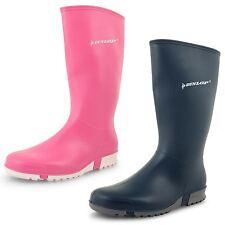 Dunlop Block Boots Rubber for Women