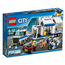 60139 LEGO City Police Mobile Command Center 374 Pieces Age 6yrs+