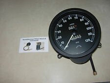 JAGUAR MK1 2.4 120MPH SPEEDO FULLY RECONDITIONED SOLD OUT RIGHT NO EXCHANGE