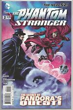 The Phantom Stranger #2 : DC Comic Book : New 52 Collection