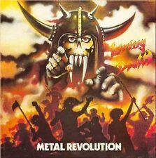 Living Death-metal révolution, CD-speed trash metal -