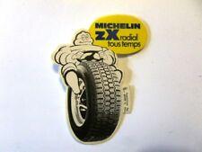 VECCHIO ADESIVO AUTO MOTO / Old Original Sticker OMINO MICHELIN (cm 7 x 10)