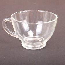 Clear Glass Punch Glass Cup