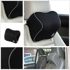 One Pcs New Memory Foam Automobile Headrest Neck Relax Pillow Pad Mat For Toyota
