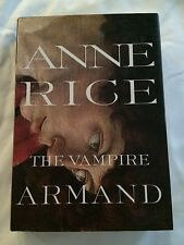 The Vampire Armand By Anne Rice 1998 First Edition